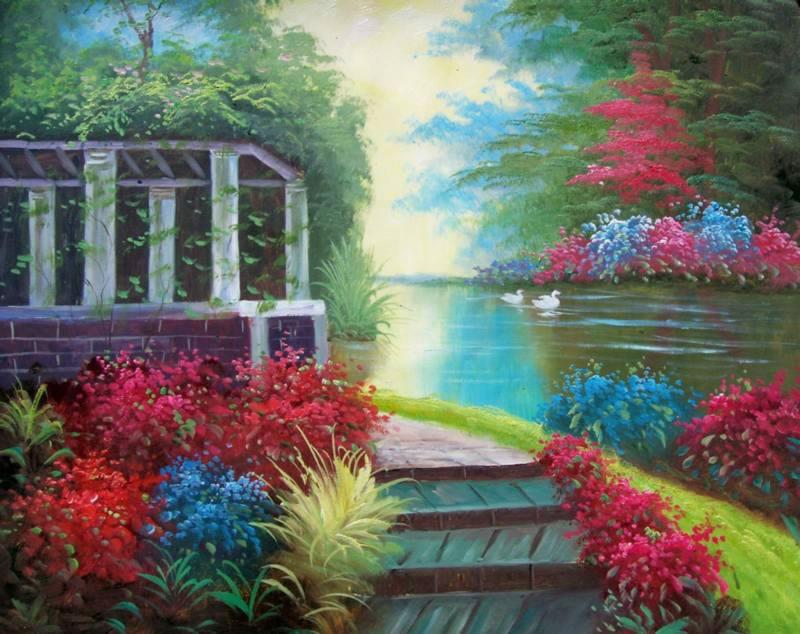 Oil Painting Ideas