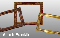 6 Inch Franklin High Quality Picture Frame
