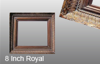 8 Inch Royal High Quality Picture Frame