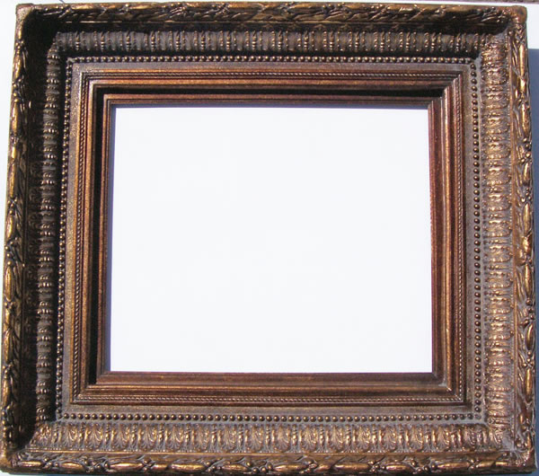 8 Inch Wide Royal Frame in Bronze