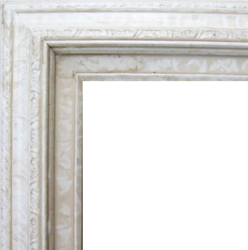 3 Inch Wide Deluxe Pine Frame Marble