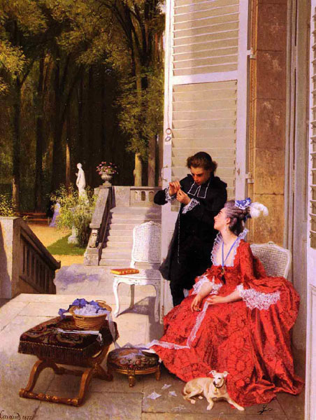 Art Gallery And Art Galleries Oil Painting Replicas From